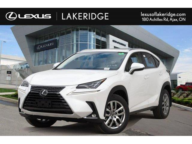 2019 Lexus NX 300 Base (Stk: L19099) in Toronto - Image 1 of 25