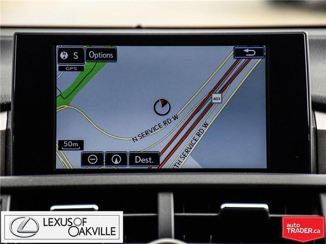 2016 Lexus NX 200t F SPORT 3 (Stk: UC7543) in Oakville - Image 16 of 19
