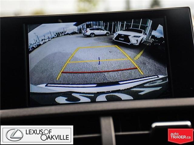 2016 Lexus NX 200t F SPORT 3 (Stk: UC7543) in Oakville - Image 19 of 19