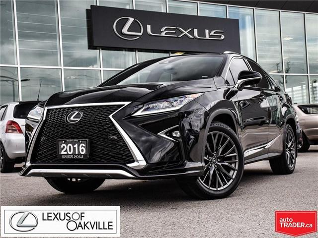 2016 Lexus RX 350 Base (Stk: UC7546) in Oakville - Image 1 of 22