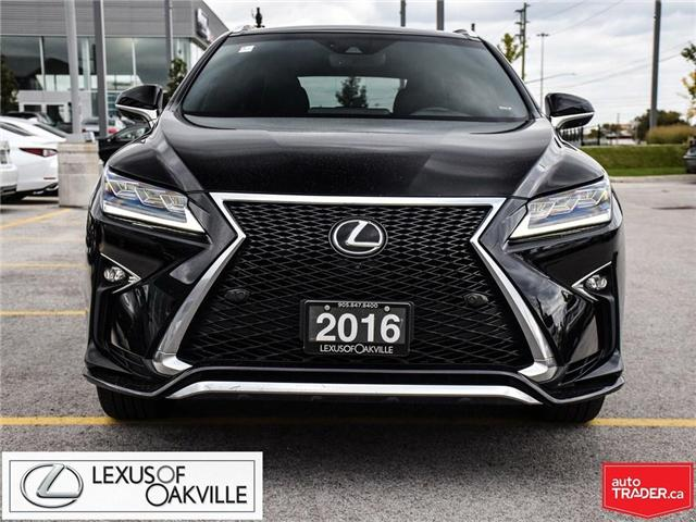 2016 Lexus RX 350 Base (Stk: UC7546) in Oakville - Image 2 of 22