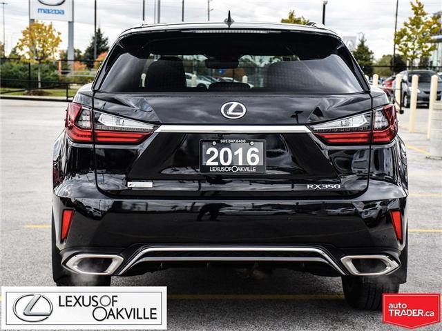 2016 Lexus RX 350 Base (Stk: UC7546) in Oakville - Image 7 of 22