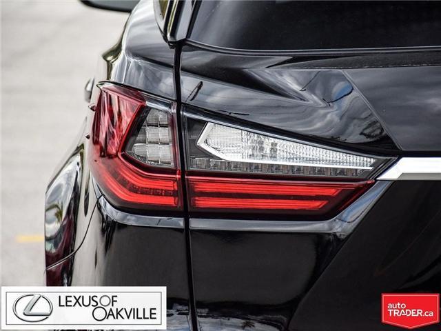 2016 Lexus RX 350 Base (Stk: UC7546) in Oakville - Image 9 of 22