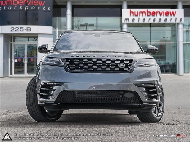 2018 Land Rover Range Rover Velar  (Stk: 18HMS590) in Mississauga - Image 2 of 27