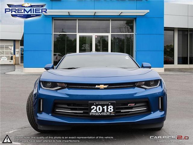 2018 Chevrolet Camaro 1LT (Stk: 187318A) in Windsor - Image 2 of 27