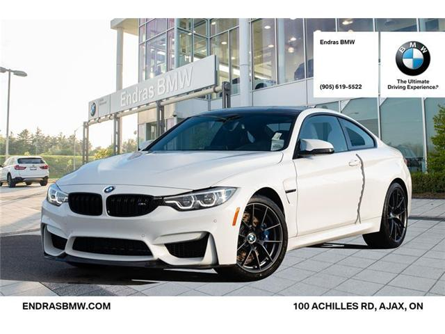 2019 BMW M4 CS (Stk: 40996) in Ajax - Image 1 of 22