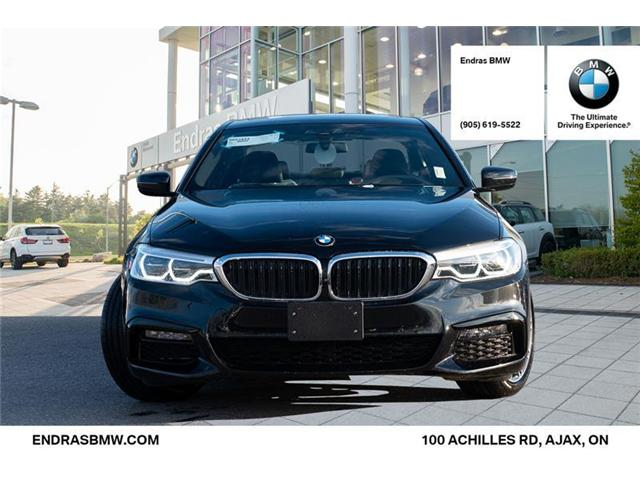 2019 BMW 540i xDrive (Stk: 52400) in Ajax - Image 2 of 22