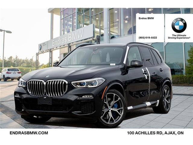 2019 BMW X5 xDrive40i (Stk: 52409) in Ajax - Image 1 of 22