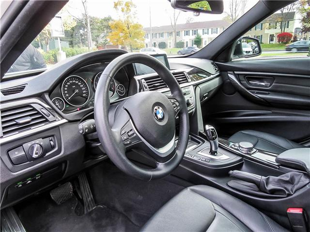 2015 BMW 328d xDrive (Stk: P8556) in Thornhill - Image 6 of 23