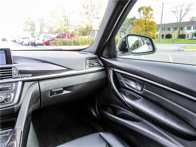 2015 BMW 328d xDrive (Stk: P8556) in Thornhill - Image 12 of 23