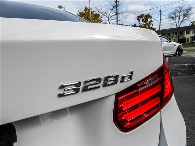 2015 BMW 328d xDrive (Stk: P8556) in Thornhill - Image 16 of 23