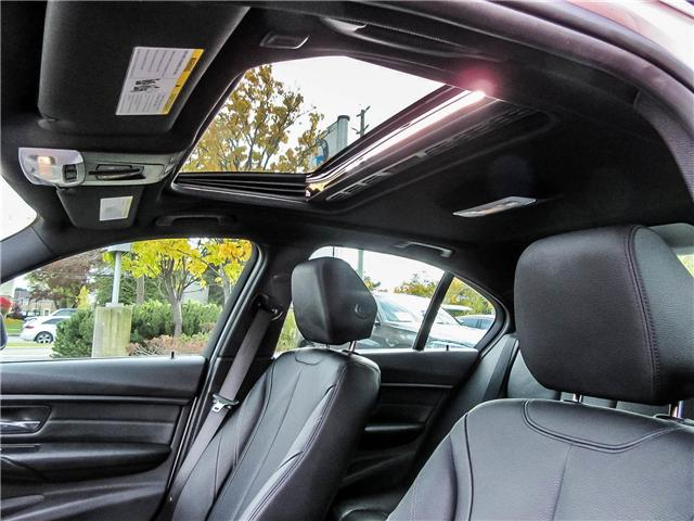 2015 BMW 328d xDrive (Stk: P8556) in Thornhill - Image 19 of 23