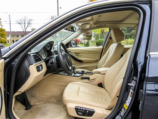 2014 BMW 328i xDrive (Stk: P8575) in Thornhill - Image 9 of 23