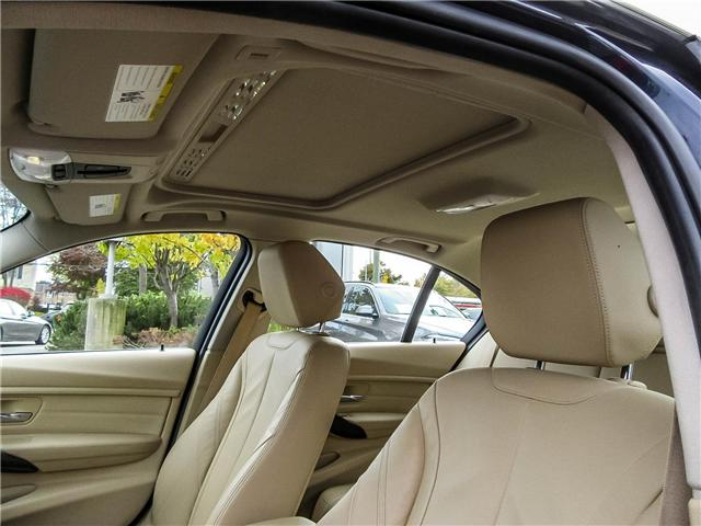 2014 BMW 328i xDrive (Stk: P8575) in Thornhill - Image 20 of 23