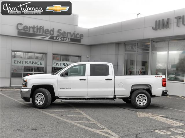 2018 Chevrolet Silverado 1500 WT (Stk: 181249) in Ottawa - Image 2 of 21