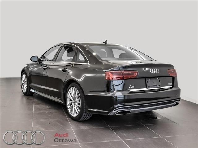 2017 Audi A6 2.0T Progressiv (Stk: 50597) in Ottawa - Image 3 of 21
