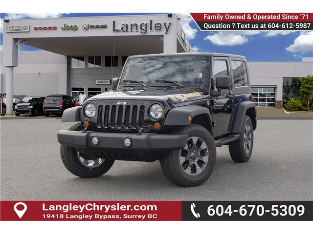 2010 Jeep Wrangler Sport (Stk: EE896140A) in Surrey - Image 3 of 18