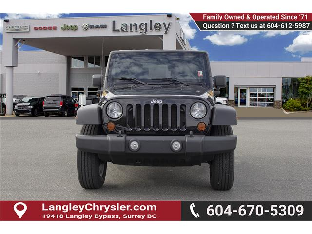 2010 Jeep Wrangler Sport (Stk: EE896140A) in Surrey - Image 2 of 18