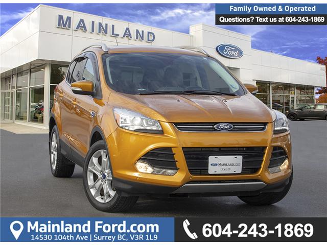 2016 Ford Escape Titanium (Stk: 8ES7487A) in Surrey - Image 1 of 29