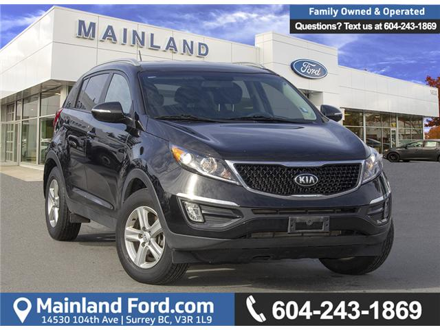 2015 Kia Sportage LX (Stk: P05816A) in Surrey - Image 1 of 24
