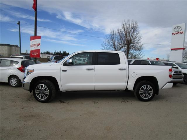 2019 Toyota Tundra 1794 Edition Package (Stk: 199018) in Moose Jaw - Image 2 of 25