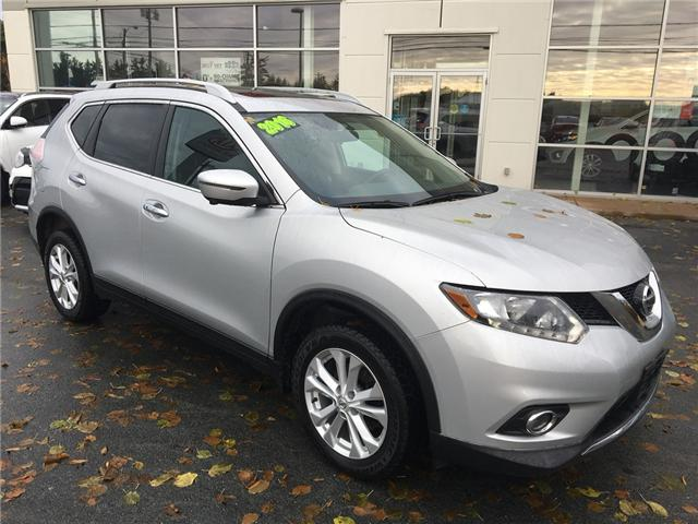 2016 Nissan Rogue SV (Stk: U997) in Hebbville - Image 1 of 25