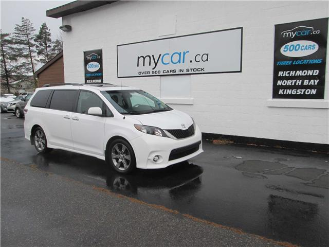 2014 Toyota Sienna SE 8 Passenger (Stk: 181609) in Kingston - Image 2 of 15