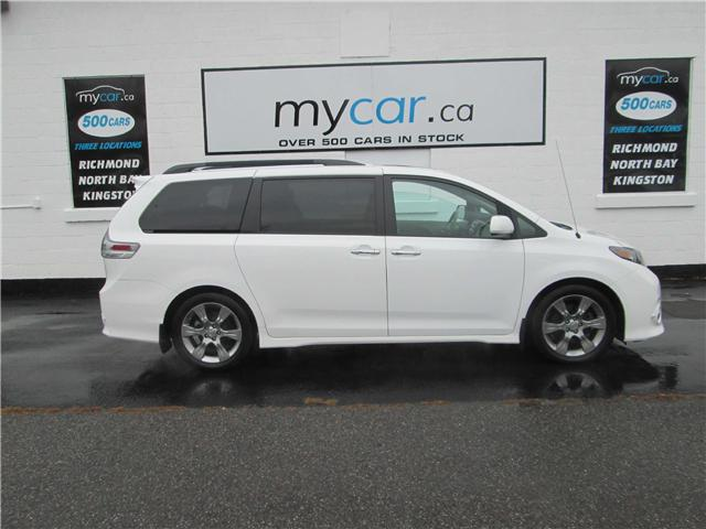 2014 Toyota Sienna SE 8 Passenger (Stk: 181609) in Kingston - Image 1 of 15