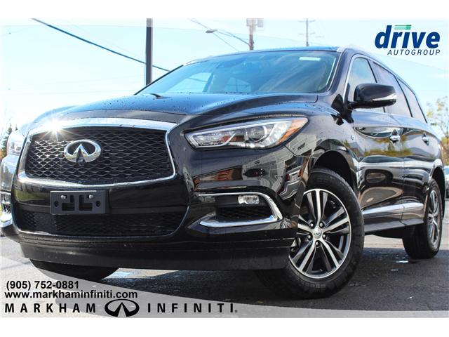 2019 Infiniti QX60 Pure (Stk: K135) in Markham - Image 1 of 27