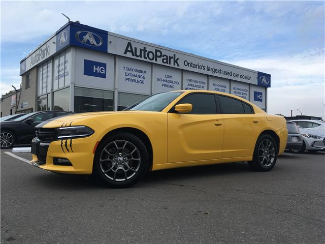 2017 Dodge Charger SXT (Stk: 17-33674) in Brampton - Image 1 of 29
