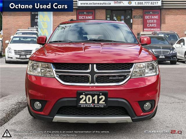 2012 Dodge Journey R/T (Stk: ) in Scarborough - Image 2 of 25
