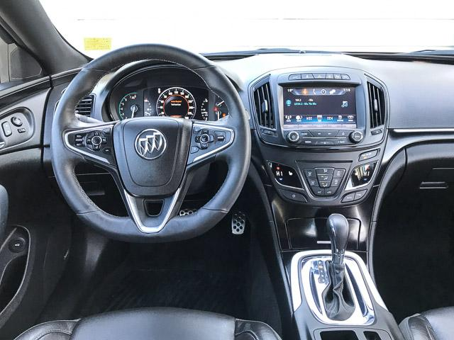 2017 Buick Regal GS (Stk: 8K00811) in North Vancouver - Image 10 of 27