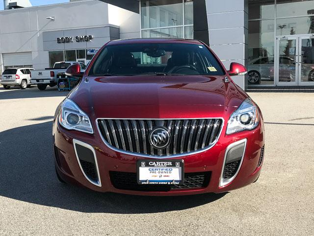 2017 Buick Regal GS (Stk: 8K00811) in North Vancouver - Image 11 of 27