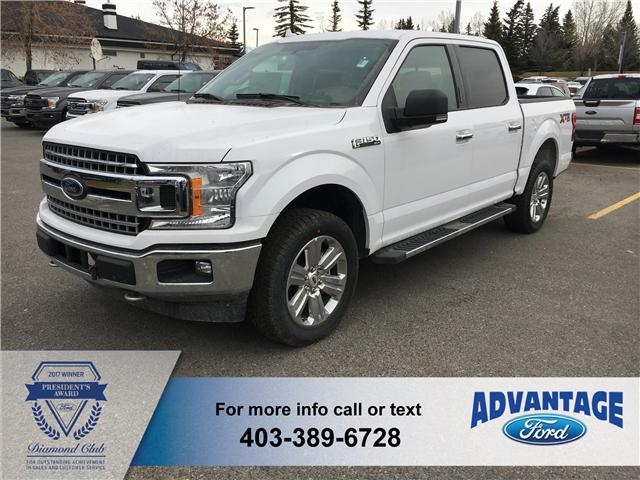 2018 Ford F-150 XLT (Stk: J-482) in Calgary - Image 1 of 5