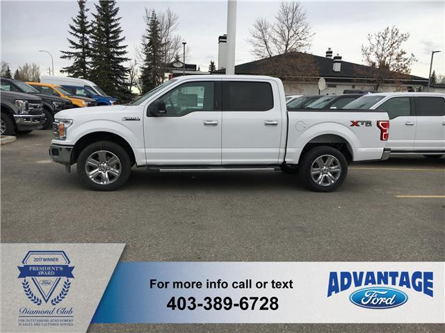 2018 Ford F-150 XLT (Stk: J-482) in Calgary - Image 2 of 5