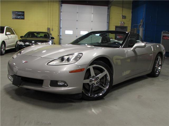 2007 Chevrolet Corvette Base (Stk: C6059ax) in North York - Image 1 of 16