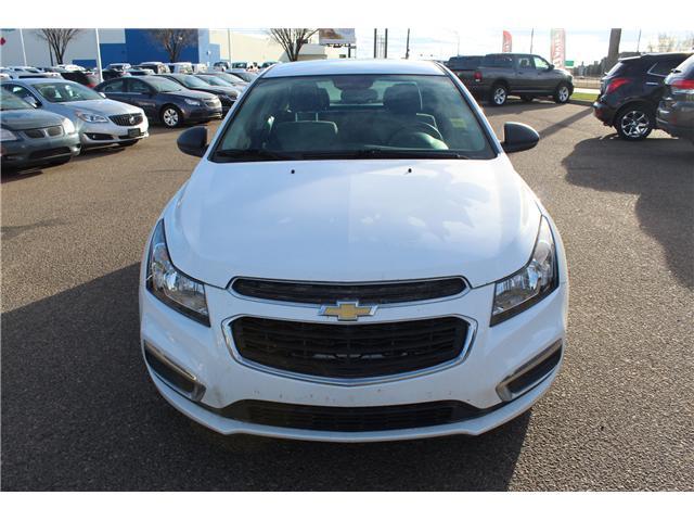 2015 Chevrolet Cruze 2LS (Stk: 169719) in Medicine Hat - Image 2 of 11