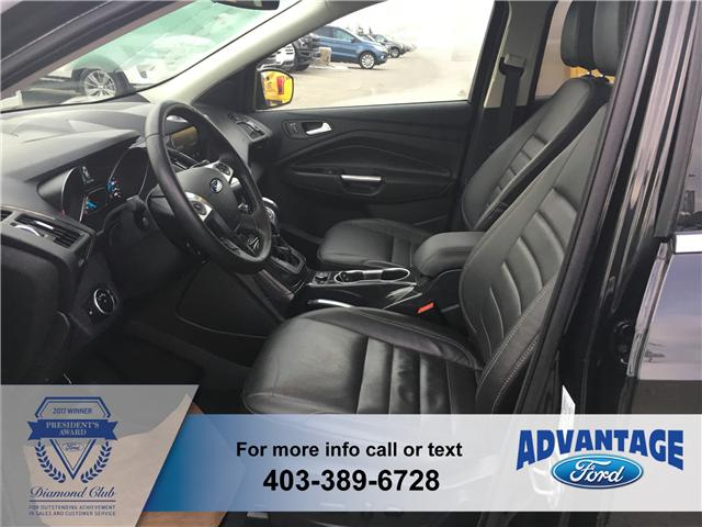 2015 Ford Escape Titanium (Stk: J-1820A) in Calgary - Image 2 of 18