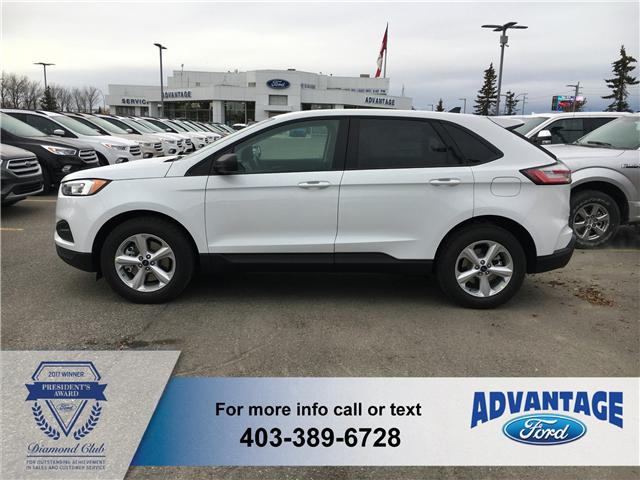 2019 Ford Edge SE (Stk: K-090) in Calgary - Image 2 of 5