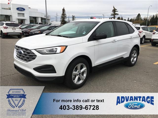 2019 Ford Edge SE (Stk: K-091) in Calgary - Image 1 of 5