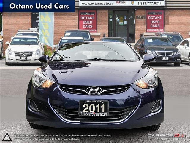 2011 Hyundai Elantra GLS (Stk: ) in Scarborough - Image 2 of 25