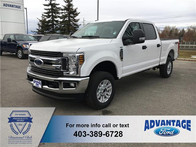 2019 Ford F-250 XLT (Stk: K-095) in Calgary - Image 1 of 5
