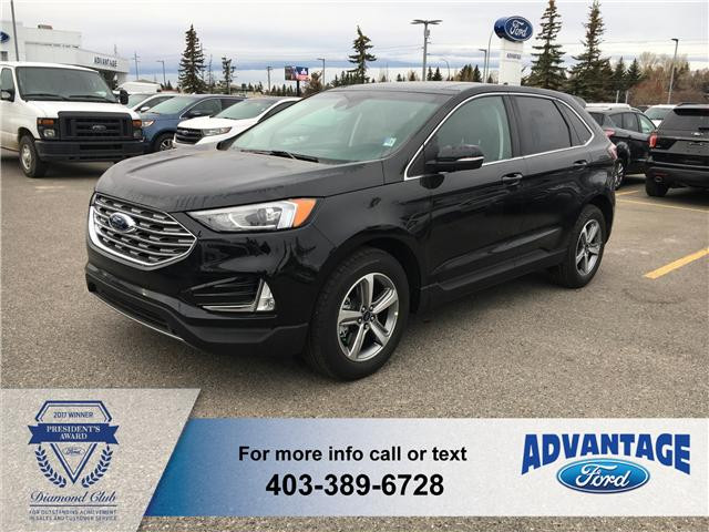 2019 Ford Edge SEL (Stk: K-106) in Calgary - Image 1 of 5
