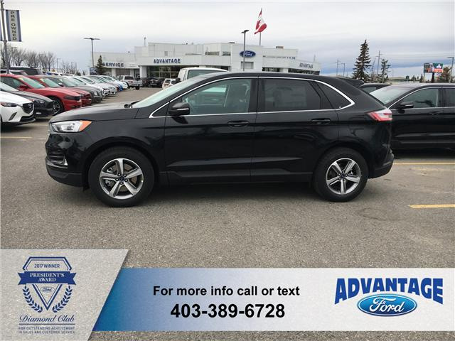 2019 Ford Edge SEL (Stk: K-106) in Calgary - Image 2 of 5