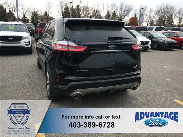 2019 Ford Edge SEL (Stk: K-106) in Calgary - Image 3 of 5