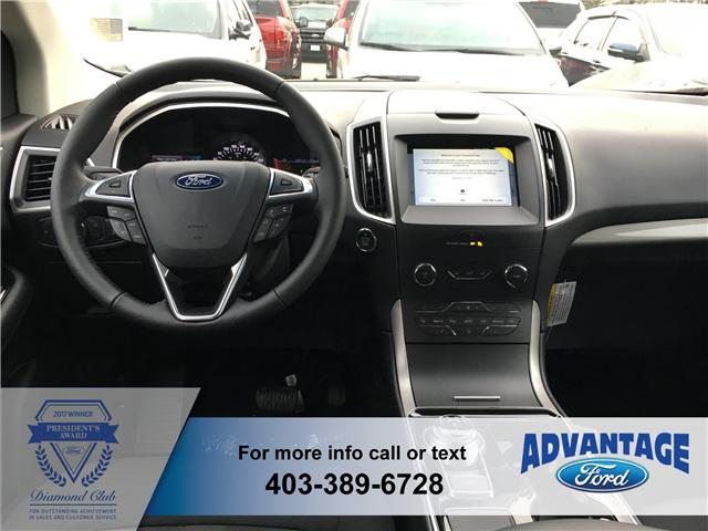 2019 Ford Edge SEL (Stk: K-106) in Calgary - Image 4 of 5