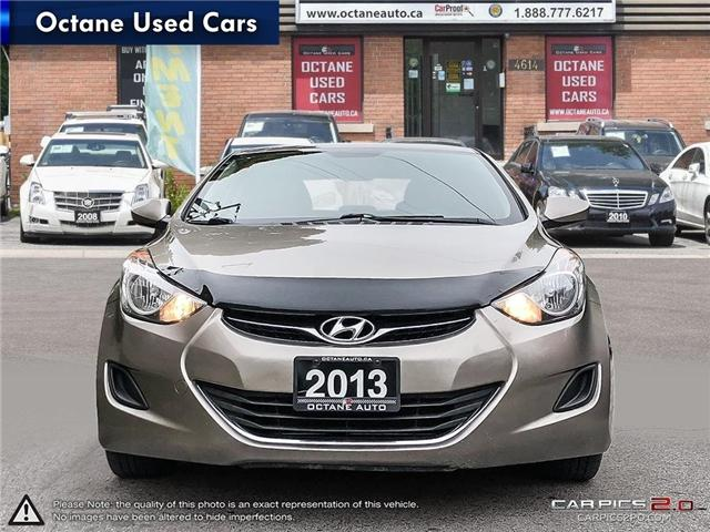 2013 Hyundai Elantra GLS (Stk: ) in Scarborough - Image 2 of 25