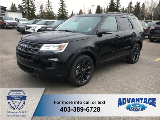 2019 Ford Explorer XLT (Stk: K-109) in Calgary - Image 1 of 5
