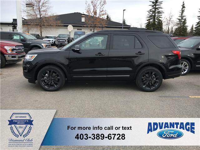 2019 Ford Explorer XLT (Stk: K-109) in Calgary - Image 2 of 5