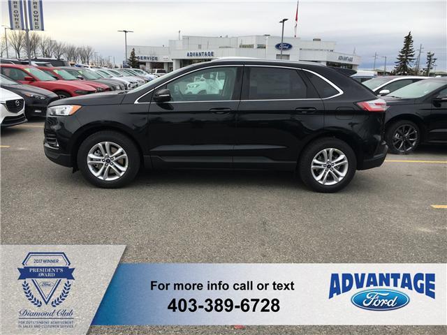 2019 Ford Edge SEL (Stk: K-138) in Calgary - Image 2 of 5